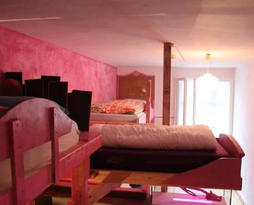 Unser 5-Bett Zimmer