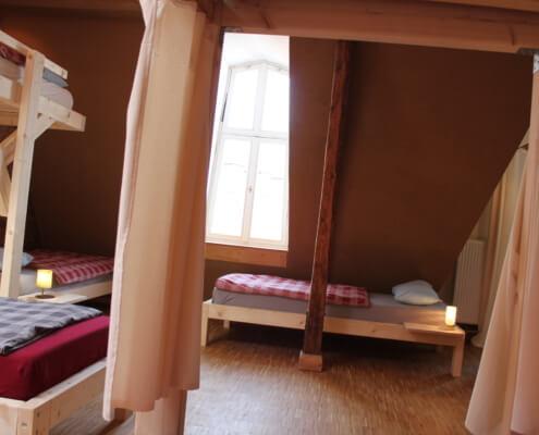 Hostel Lübeck: Zimmer 3
