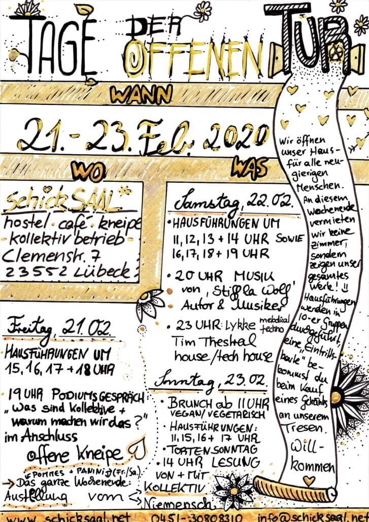 Tage der Offenen Tür vom 21.-23. Februar 2020 3