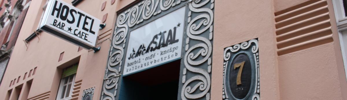 Übernachtungsgutschein für Lübecker Hostel schickSAAL