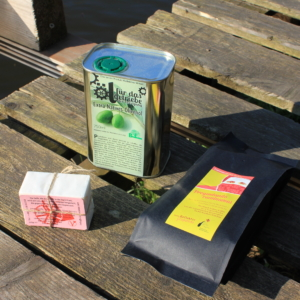 SOLI-Mixpaket (Espresso + Seife + Öl) 6