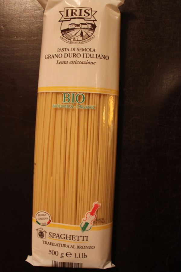 Bio Spaghetti 500g 1